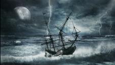 סערה בלב ים - סיפורו המרגש והמרתק של דן בר-לב בהוצאת